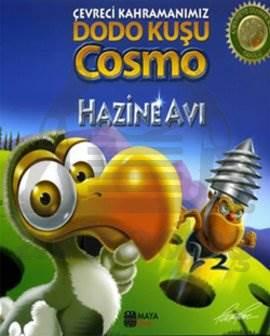 Çevreci Kahramanımız Dodo Kuşu Cosmo Hazine Avı