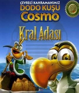 Çevreci Kahramanımız Dodo Kuşu Cosmo Kral Ada
