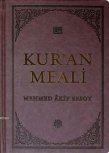 Kur'an Meali (Prestij, Deri Ciltli)