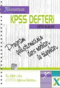 KPSS Defteri Eğitim Bilimleri