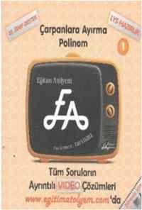Eğitim Atölyem 10.Sınıf EA Çarpanlara Ayırma Polinom
