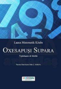 Oxesapuşi Supara - Lazca Matematik Kitabı