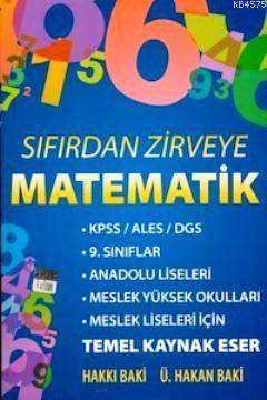 Sıfırdan Zirveye Matematik