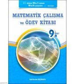9. Sınıf Matematik Çalışma ve Ödev Kitabı