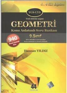 44 Yayın 9.Sınıf Geometri K.A S.B