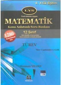 44 Yayın LYS Matematik K.A S.B