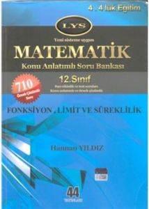 44 LYS Matematik Fonksiyon Limit Süreklilik