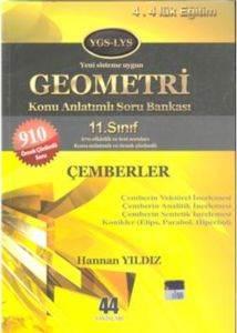 44 Yayın 11 Geometri Çemberler K.A S.B
