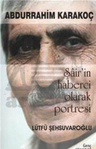 Şair'in Haberci Olarak Portresi