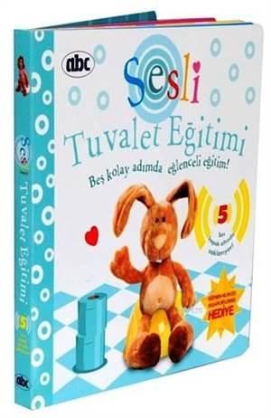 Sesli Tuvalet Eğitimi Kitabı