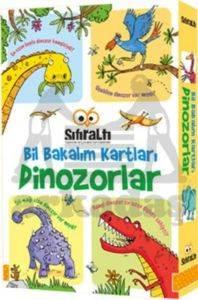 Bil Bakalım Kartları Dinozorlar