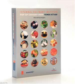 Istanbul Culinary Institute Pop-up Yemek Kitabi