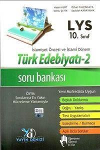 10.Sınıf Lys Türk Edebiyatı2 (İsl.Önc.İsl.D) -Sb-
