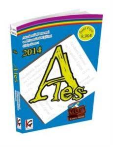 Kpss Ales ( Akademik Lisansüstü Eğitim Sınavı ) 2014