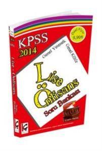 KPSS Lise Önlisans Soru Bankası 2014
