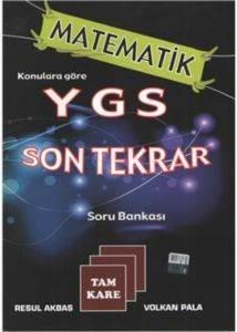 Matematik Konulara Göre YGS Son Tekrar