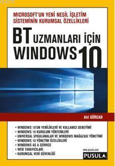 BT Uzmanları İçin Windows 10