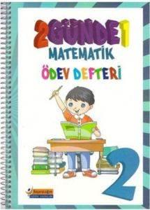 2 Günde 1 Matematik Ödev Defteri