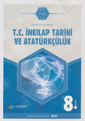 8. Sınıf T.C. İnkılap Tarihi Ve Atatürkçülük