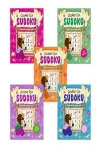 Çocuklar İçin Sudoku 5 Kitap