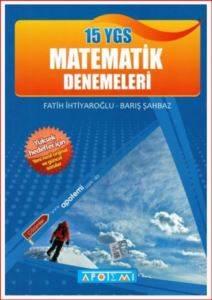 Ygs Matematik 15 Deneme 2015