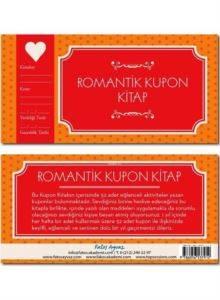 Romantik Kupon Kitap