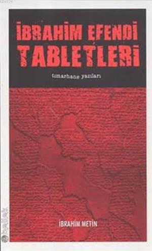 İbrahim Efendi Tabletleri