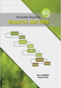 Zirvedeki Beyinler 63 - Visual C # Net 2015