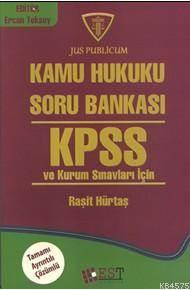 KPSS Kamu Hukuku Soru Bankası