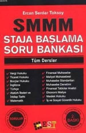 SMMM Staja Başlama Soru Bankası