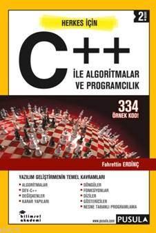 C++ İle Algoritmalar Ve Programcılık