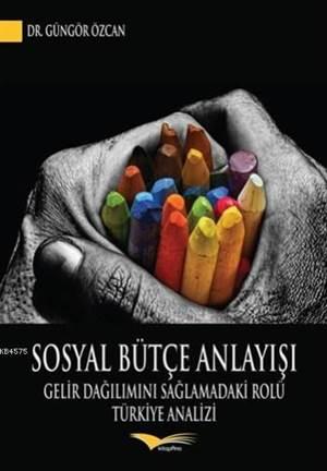 Sosyal Bütçe Anlayışı; Gelir Dağılımını Sağlamadaki Rolü: Türkiye Analizi