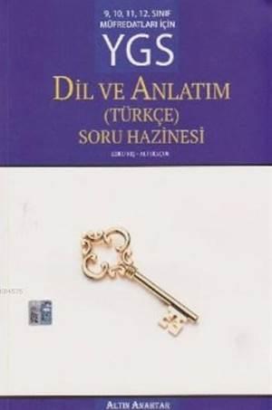 Dil Ve Anlatım Türkçe Soru Hazinesi