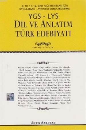 YGS LYS Dil Ve Anlatım Türk Edebiyatı