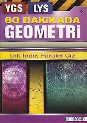 YGS LYS 60 Dakikada Geometri; Dik İndir Paralel Çiz