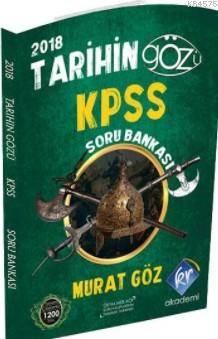 2018 KPSS Tarihin Gözü Tamamı Çözümlü Soru Bankası