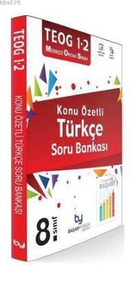TEOG 1 2 8.Sınıf Konu Özetli Türkçe Soru Bankası