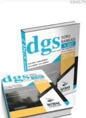 2018 DGS Çözümlü Soru Bankası 2 Cilt