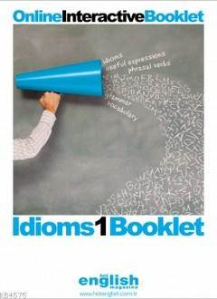 Idioms Booklet 1