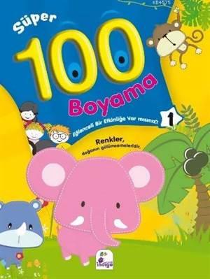 100 Süper Boyama 1