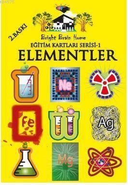 Eğitim Kartları Serisi 1 Elementler