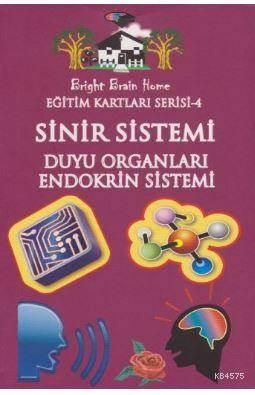 Eğitim Kartları Serisi 4 Sinir Sistemi Duyu Organları Endokrin Sistemi