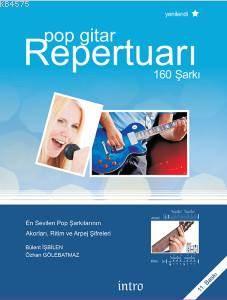 Pop Gitar Repertuarı 160 Şarkı