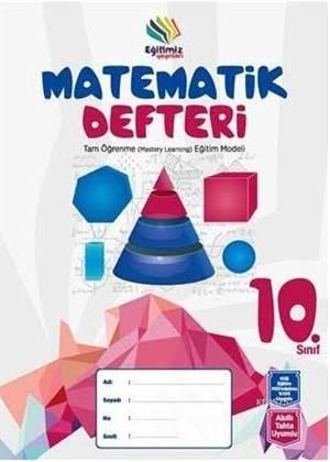 10. Sınıf Matematik Akıllı Defter 1