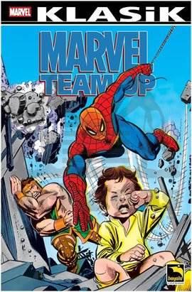 Marvel Team-Up Klasik Cilt 3