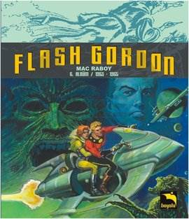 Flash Gordon Cilt 6
