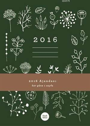 2016 Ajandası