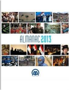 Almanak İngilizce 2013
