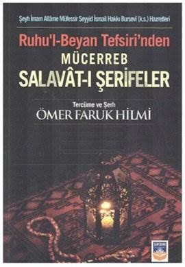 Ruhu'l Beyan Tefsiri'nden Mücerreb Salavat-ı Şerifeler