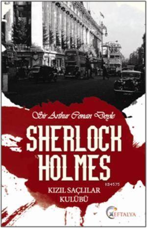 Sherlock Holmes - Kizil Saçlilar Kulübü